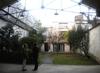 Patio trasero Coleur d'Orange, Montreuil, Paris